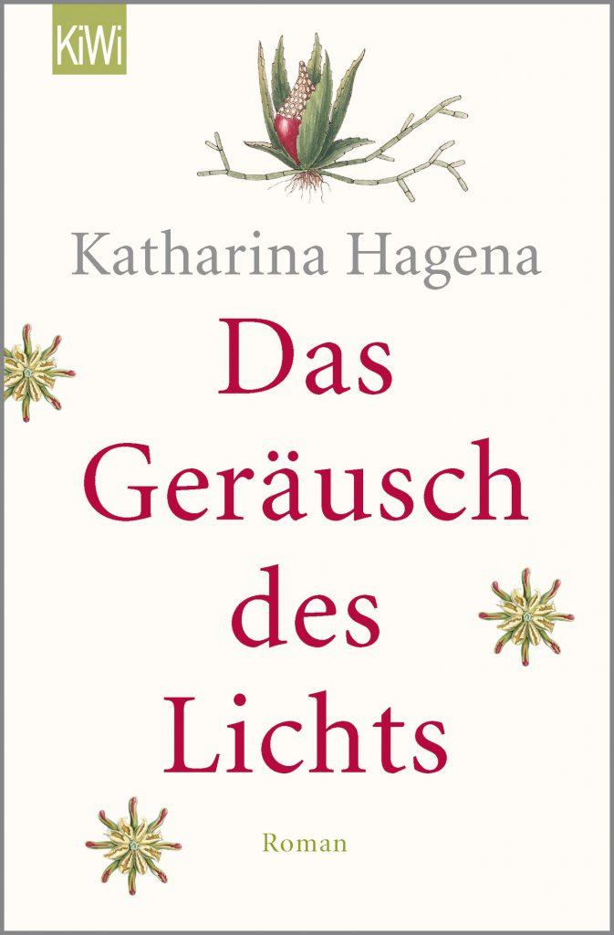Buchcover von Das Geräusch des Lichts von Katharina Hagena