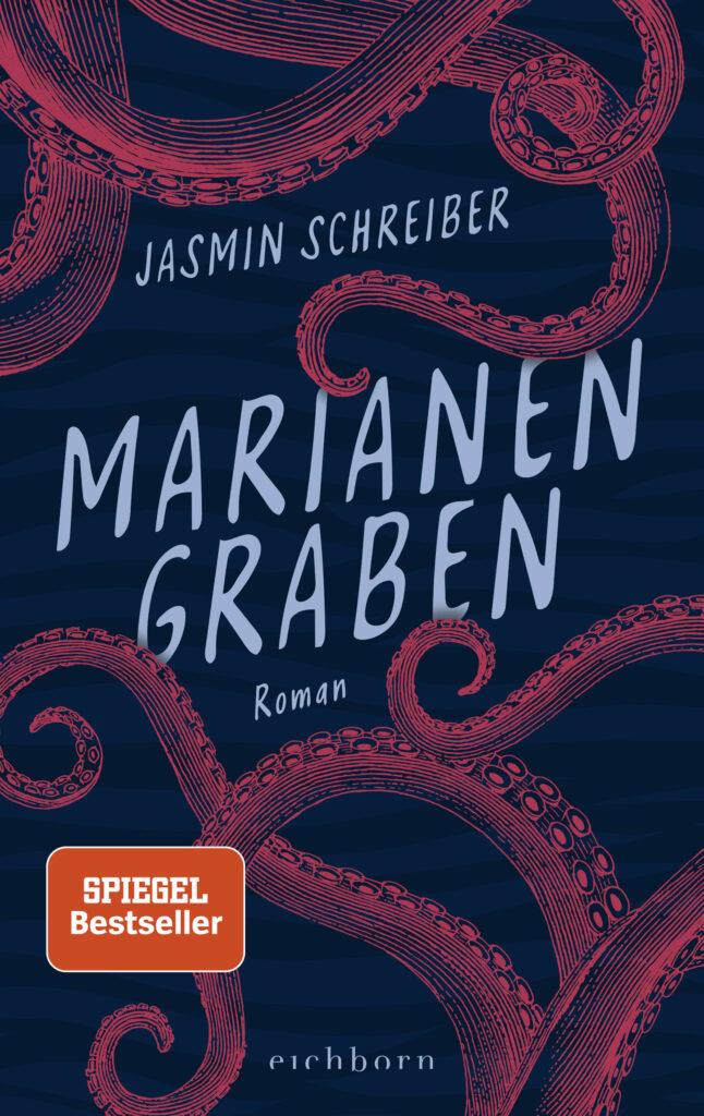Cover des Romans Marianengraben von Jasmin Schreiber
